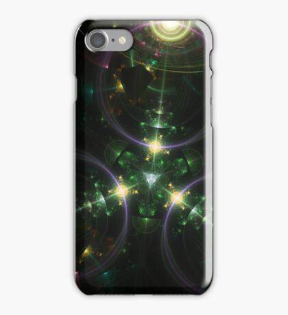 Tri Space Flux iPhone Case/Skin