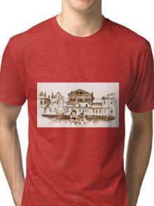 old town Tri-blend T-Shirt