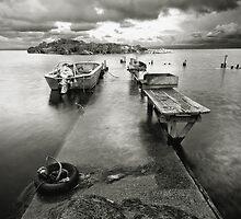 Fishermans Launch by Wayne Eddy Photography