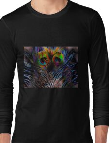 Shy Owl Long Sleeve T-Shirt