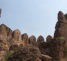 Ruins of Rohtas by Hassan Pasha