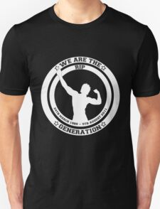 We Are The Zyzz Generation. T-Shirt