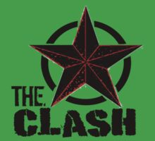 The Clash by grant5252