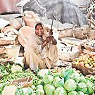 A veggie seller by Neha  Gupta