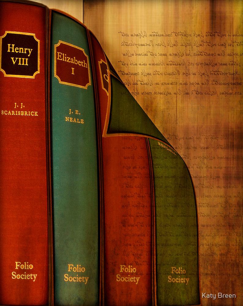 English Literature by Katy Breen