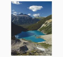 Autumn - Upper Joffre Lake, Joffre Lake Provincial Park, British Columbia, Canada Kids Tee