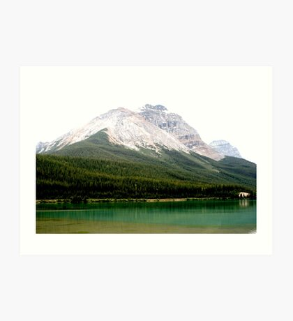 Majestic Mountain Art Print