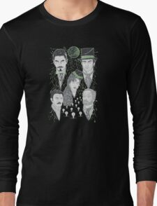 The Prestige - Green Variant Long Sleeve T-Shirt