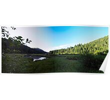Shadow & Light #1 (panorama) Poster