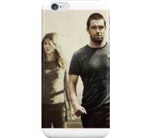 Banshee poster iPhone Case/Skin