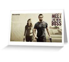 Banshee poster Greeting Card