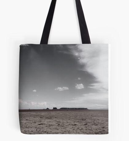 High Mesa and Shiprock Tote Bag