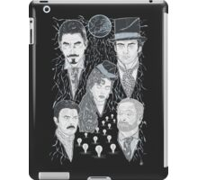 The Prestige iPad Case/Skin
