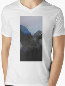 COV12 - MONOLITH Mens V-Neck T-Shirt