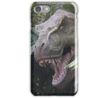 Tyrannosaurus Queen iPhone Case/Skin