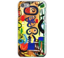 Abstract Interior #23 iPhone Case/Skin