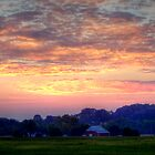 Country Sunrise by James Brotherton