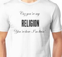 Lana Del Rey Religion Unisex T-Shirt