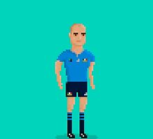 Sergio Azzurri by pixelfaces