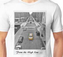 From the High Line Unisex T-Shirt