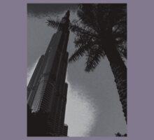 The Burj Khalifa Kids Tee