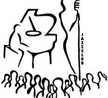 Jazzclub by meoise