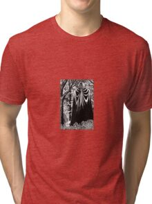Talking to Strangers. Tri-blend T-Shirt