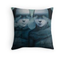 Dreamers Throw Pillow