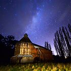 Old Farm Shed by Francois Fourie