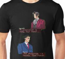 Ace Attorney Lawyers Unisex T-Shirt