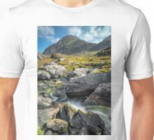 Clouds Over Tryfan Unisex T-Shirt