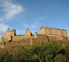 Edinburgh Castle by RSMphotography