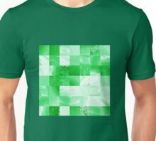 Baby Green Marble Quilt IIi Unisex T-Shirt
