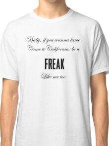 Lana Del Rey Freak Classic T-Shirt