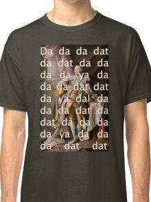 You'll be Back Hamilton King George III Da dat Classic T-Shirt