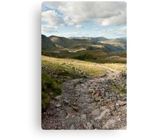 Lake district 2 Canvas Print
