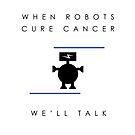 When Robots Cure Cancer (Airfix Democracies artwork) by jezkemp