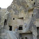 Cappadocia hill dwellings. by machka
