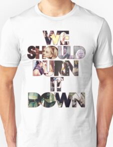 Daryl&Beth quote T-Shirt