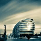 London City Hall by Bartosz Chajek