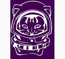 PURPLE SPACE CAT SMARTPHONE CASE(Graffiti) Unisex T-Shirt
