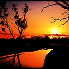 Sunset Colours! by Anna Ryan