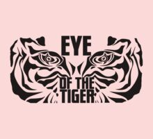 Eye of the tiger - Rocky Balboa Baby Tee