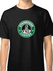 Star Bossk Coffee  Classic T-Shirt