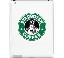 Star Bossk Coffee  iPad Case/Skin