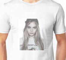 Cara rebel Unisex T-Shirt
