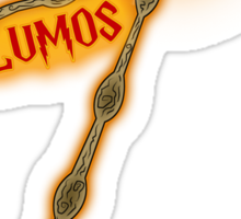 Lumos Sticker