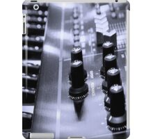 Synthesizer Controls iPad Case/Skin