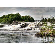 Auburn Falls Photographic Print