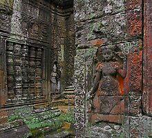 Rustic Walls by Ersu Yuceturk